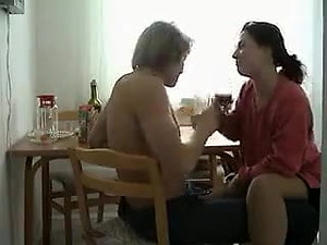 beautiful cougar mom fuck hard by son (realy nice)